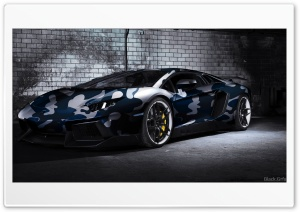 Lamborghini 6 HD Wide Wallpaper for Widescreen
