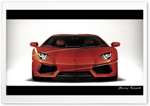 Lamborghini 2012 HD Wide Wallpaper for Widescreen