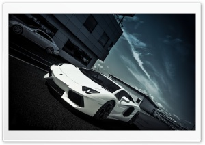 Lamborghini HD Wide Wallpaper for Widescreen