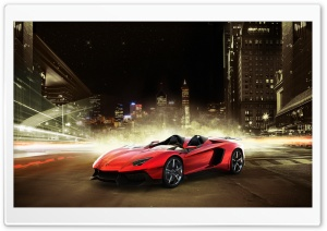 Lamborghini-2 HD Wide Wallpaper for Widescreen