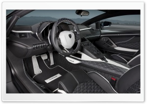 Lamborghini Aventador LP700 4 Car Interior HD Wide Wallpaper for Widescreen