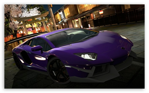 Group Of Purple Lamborghini Wallpapers Images