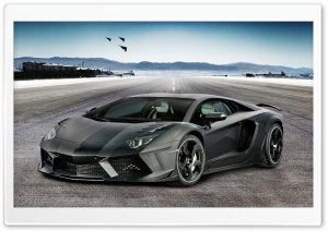 Lamborghini Aventador LP700 4 Supercar HD Wide Wallpaper for Widescreen