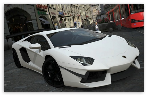 Lamborghini Aventador LP700-4 White HD wallpaper for Wide 16:10 Widescreen WHXGA WQXGA WUXGA WXGA ; HD 16:9 High Definition WQHD QWXGA 1080p 900p 720p QHD nHD ; UHD 16:9 WQHD QWXGA 1080p 900p 720p QHD nHD ; Mobile 16:9 - WQHD QWXGA 1080p 900p 720p QHD nHD ;
