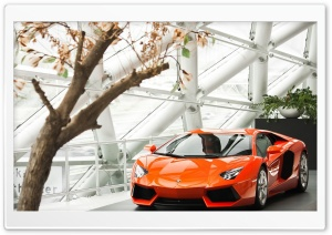 Lamborghini Aventador LP760 HD Wide Wallpaper for Widescreen