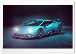 Lamborghini Car HD Wide Wallpaper for Widescreen