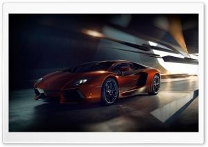 Lamborghini Car Ultra HD Wallpaper for 4K UHD Widescreen desktop, tablet & smartphone