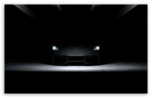 Lamborghini Dark 4k Hd Desktop Wallpaper For 4k Ultra Hd Tv