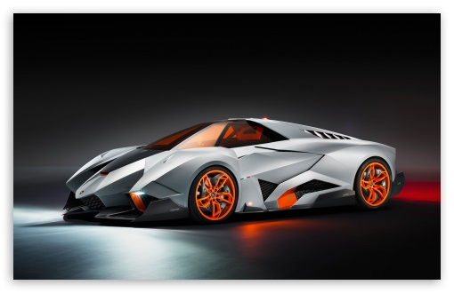 Lamborghini Egoista 4k Hd Desktop Wallpaper For 4k Ultra Hd Tv