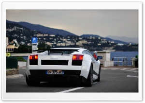 Lamborghini Gallardo HD Wide Wallpaper for Widescreen