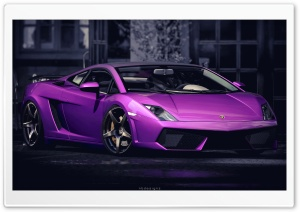 Lamborghini Gallardo HD Wide Wallpaper for 4K UHD Widescreen desktop & smartphone