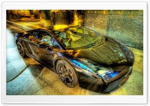 Lamborghini Gallardo, HDR