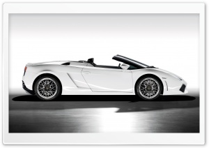 Lamborghini Gallardo LP560 HD Wide Wallpaper for Widescreen