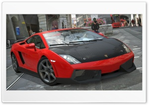 Lamborghini Gallardo LP560-4 HD Wide Wallpaper for Widescreen