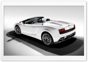 Lamborghini Gallardo LP560 7 HD Wide Wallpaper for Widescreen