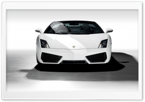 Lamborghini Gallardo LP560 8 HD Wide Wallpaper for Widescreen