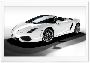 Lamborghini Gallardo LP560 9 HD Wide Wallpaper for Widescreen