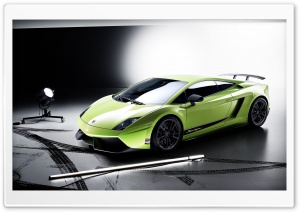 Lamborghini Gallardo LP 570 Ultra HD Wallpaper for 4K UHD Widescreen desktop, tablet & smartphone
