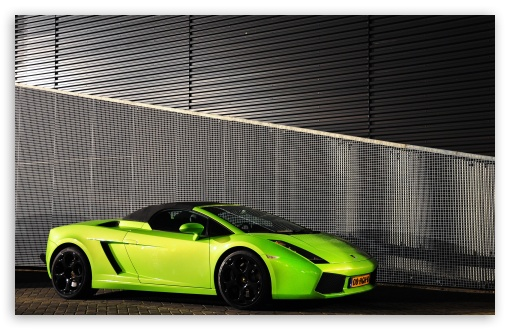 Lamborghini Gallardo Spyder Green HD wallpaper for Wide 16:10 5:3 Widescreen WHXGA WQXGA WUXGA WXGA WGA ; HD 16:9 High Definition WQHD QWXGA 1080p 900p 720p QHD nHD ; Standard 4:3 5:4 3:2 Fullscreen UXGA XGA SVGA QSXGA SXGA DVGA HVGA HQVGA devices ( Apple PowerBook G4 iPhone 4 3G 3GS iPod Touch ) ; iPad 1/2/Mini ; Mobile 4:3 5:3 3:2 16:9 5:4 - UXGA XGA SVGA WGA DVGA HVGA HQVGA devices ( Apple PowerBook G4 iPhone 4 3G 3GS iPod Touch ) WQHD QWXGA 1080p 900p 720p QHD nHD QSXGA SXGA ; Dual 4:3 5:4 16:10 5:3 16:9 UXGA XGA SVGA QSXGA SXGA WHXGA WQXGA WUXGA WXGA WGA WQHD QWXGA 1080p 900p 720p QHD nHD ;