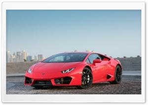 Lamborghini Huracan Ultra HD Wallpaper for 4K UHD Widescreen desktop, tablet & smartphone