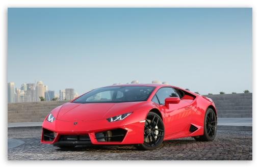 Lamborghini Huracan Ultra Hd Desktop Background Wallpaper