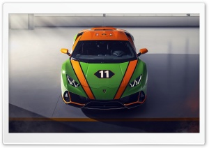 Lamborghini Huracan Evo Car Ultra HD Wallpaper for 4K UHD Widescreen desktop, tablet & smartphone