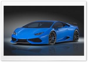 Lamborghini Huracan LP 610-4 N-Largo 2015 Ultra HD Wallpaper for 4K UHD Widescreen desktop, tablet & smartphone