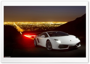Lamborghini LP570 HD Wide Wallpaper for Widescreen
