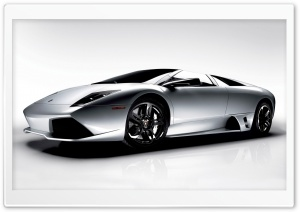 Lamborghini Murcielago LP640 Roadster HD Wide Wallpaper for Widescreen