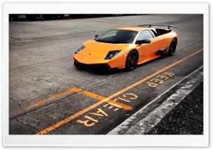 Lamborghini Murcielago LP670-4 SV HD Wide Wallpaper for Widescreen