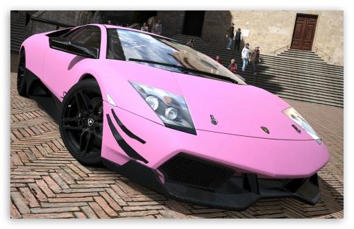 Lamborghini Murcielago LP670-4 SV Matte Pink HD wallpaper for Wide 16:10 5:3 Widescreen WHXGA WQXGA WUXGA WXGA WGA ; HD 16:9 High Definition WQHD QWXGA 1080p 900p 720p QHD nHD ; UHD 16:9 WQHD QWXGA 1080p 900p 720p QHD nHD ; Mobile 5:3 16:9 - WGA WQHD QWXGA 1080p 900p 720p QHD nHD ;