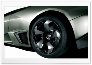 Lamborghini Reventon 6 HD Wide Wallpaper for Widescreen