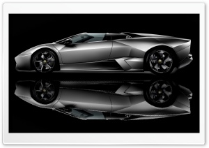 Lamborghini Reventon Roadster HD Wide Wallpaper for Widescreen