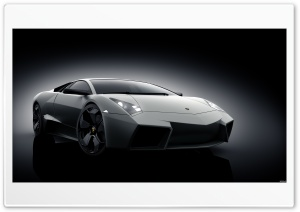 Lamborghini Reventon Supercar HD Wide Wallpaper for Widescreen