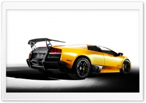 Lamborghini Sport Cars HD Wide Wallpaper for Widescreen