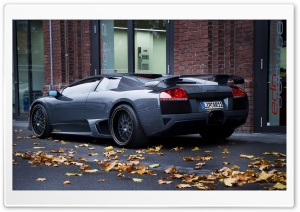 Lamborghini Sport Cars 24 HD Wide Wallpaper for Widescreen