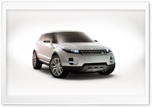 Land Rover HD Wide Wallpaper for Widescreen