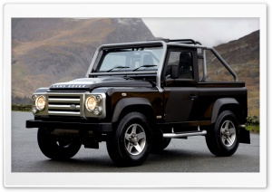 Land Rover 17 HD Wide Wallpaper for Widescreen
