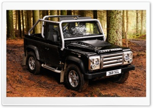 Land Rover 18 HD Wide Wallpaper for Widescreen
