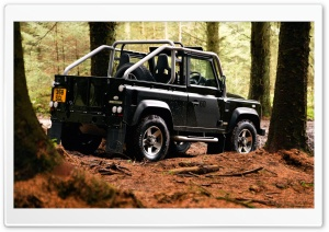 Land Rover 19 HD Wide Wallpaper for Widescreen