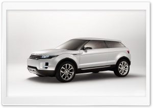 Land Rover 2 HD Wide Wallpaper for Widescreen