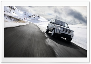 Land Rover 24 HD Wide Wallpaper for 4K UHD Widescreen desktop & smartphone
