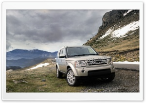 Land Rover 26 HD Wide Wallpaper for Widescreen