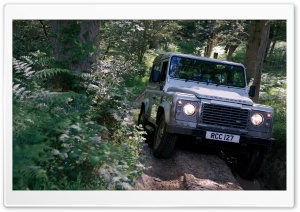 Land Rover 28 HD Wide Wallpaper for Widescreen
