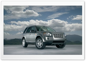 Land Rover 30 HD Wide Wallpaper for Widescreen