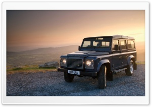 Land Rover 32 HD Wide Wallpaper for Widescreen