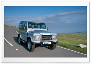 Land Rover 33 HD Wide Wallpaper for Widescreen