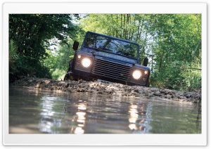 Land Rover 35 Ultra HD Wallpaper for 4K UHD Widescreen desktop, tablet & smartphone