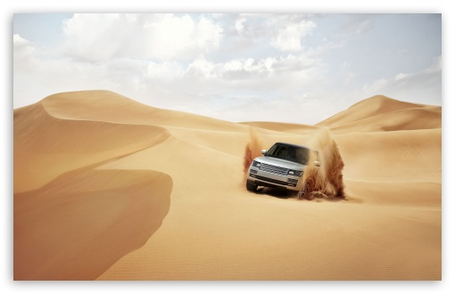 Download Land Rover UltraHD Wallpaper
