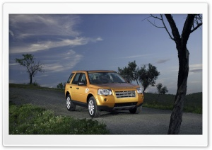 Land Rover 7 HD Wide Wallpaper for Widescreen